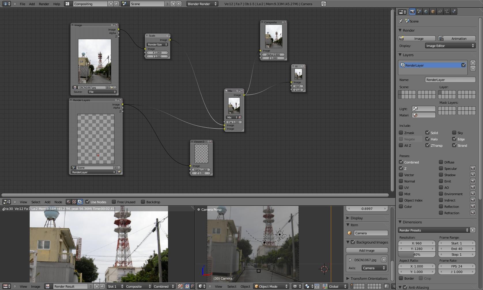 blender 3d tutorial『2Dのイラストの背景画や風景写真との3D合成方法』_a0011382_16453161.jpg