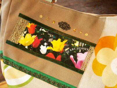 muriki styleさんの「コラージュバッグ」♪_b0154693_1444585.jpg
