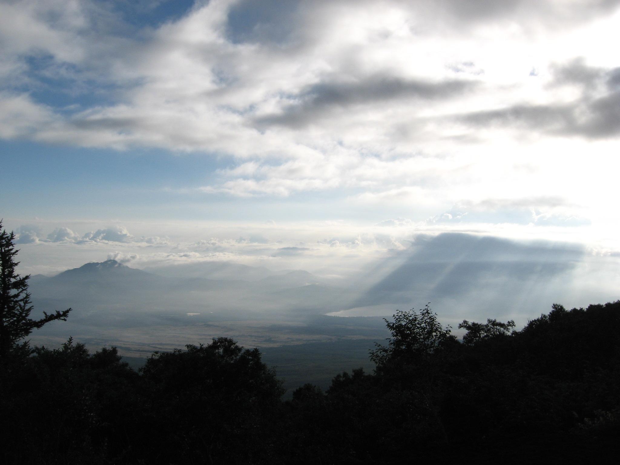富士登山 / 吉田口 2010.9.14_d0157745_21171378.jpg