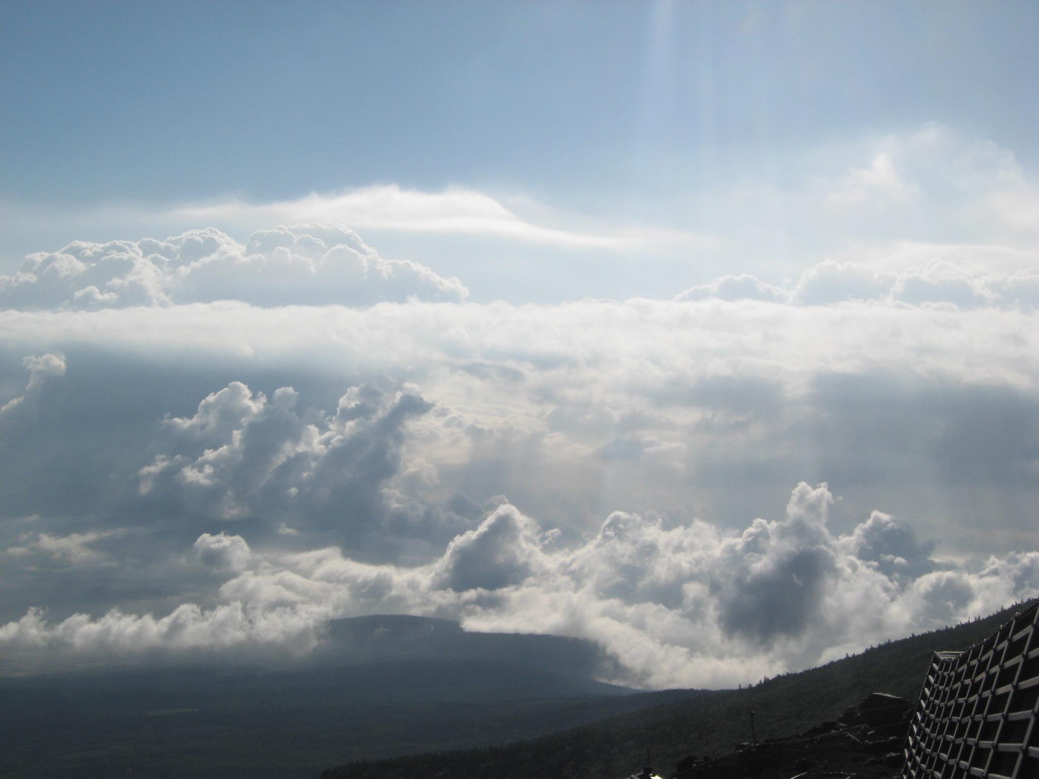 富士登山 / 吉田口 2010.9.14_d0157745_21181355.jpg