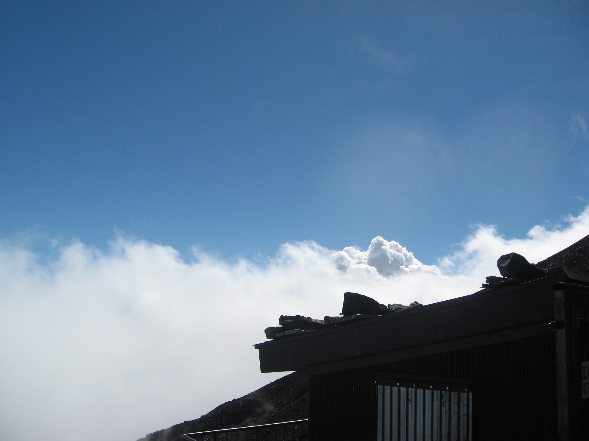 富士登山 / 吉田口 2010.9.14_d0157745_21203124.jpg