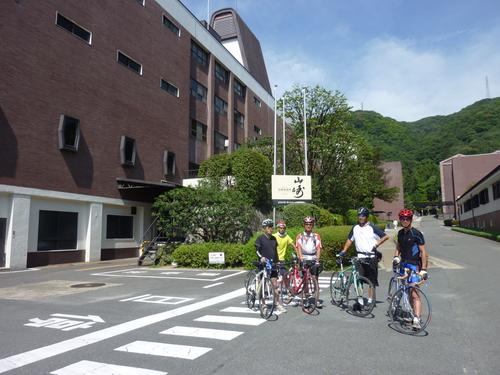 歴史街道サイクリング~大山崎往復60km~_d0174462_2153586.jpg