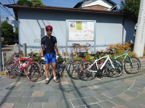 歴史街道サイクリング~大山崎往復60km~_d0174462_2193940.jpg