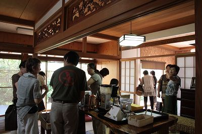 SumireYa すみれ家でのイベント・・・・珈琲講座・・・_b0137969_15543837.jpg