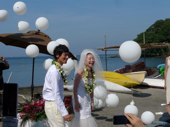 NOZA & EMI \'S Happy Wedding!!!!!!!!!_f0170995_1393890.jpg