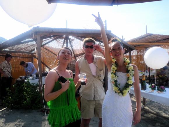 NOZA & EMI \'S Happy Wedding!!!!!!!!!_f0170995_1464787.jpg