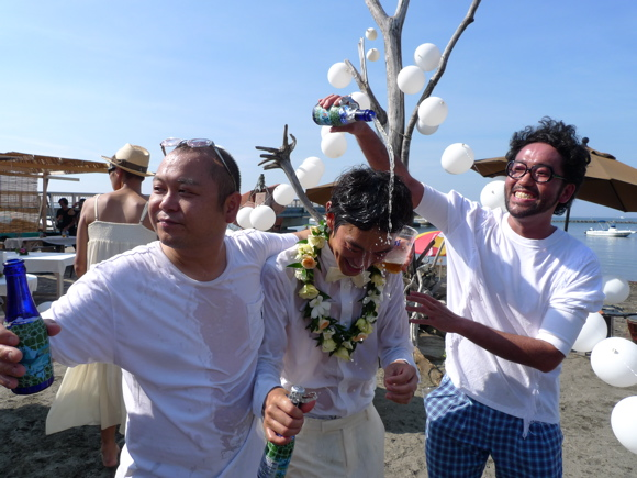 NOZA & EMI \'S Happy Wedding!!!!!!!!!_f0170995_1472051.jpg