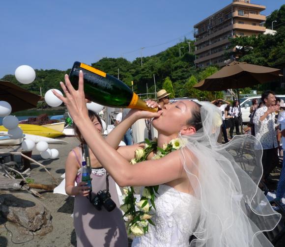 NOZA & EMI \'S Happy Wedding!!!!!!!!!_f0170995_1525789.jpg