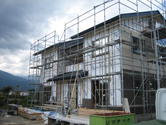 A邸新築工事進行状況_c0218716_14175043.jpg