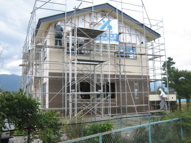 A邸新築工事進行状況_c0218716_14182735.jpg