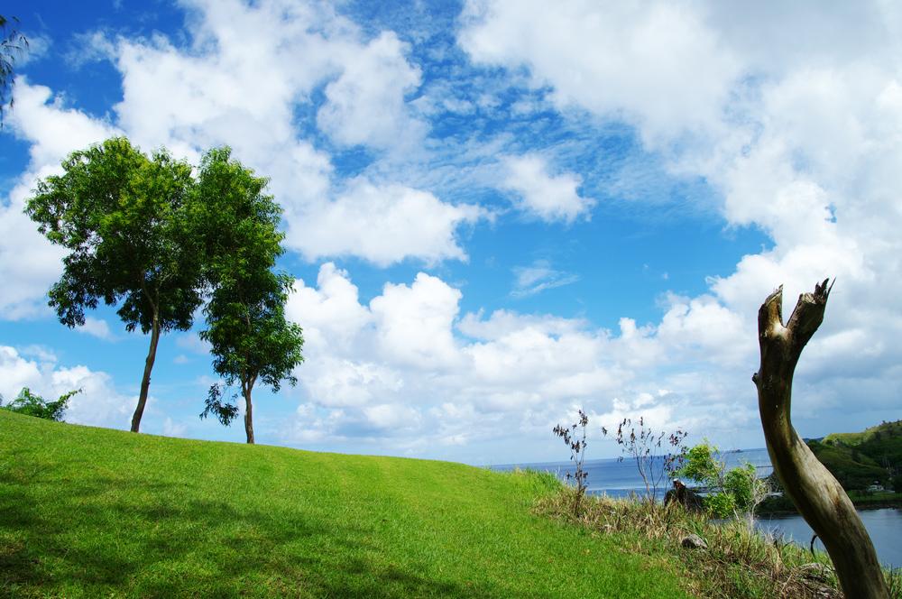 2010年夏のグアム旅行(7) 3日目~スペイン橋、ソレダット砦~_c0223825_1383665.jpg