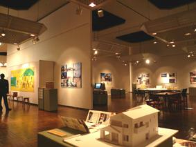 「つくば・おとなりの建築家展」開幕しました!_c0198232_11533022.jpg