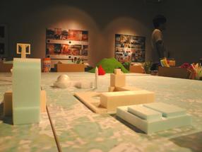 「つくば・おとなりの建築家展」開幕しました!_c0198232_12244957.jpg