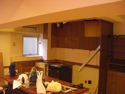 現在renovation中_a0137049_11591158.jpg