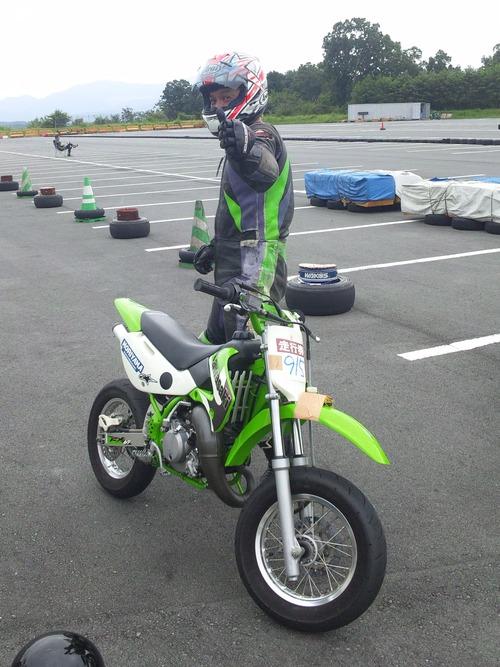 12inch ミニバイク その5_a0163159_2365467.jpg