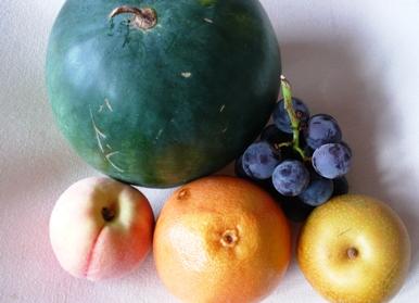 肺を潤わす秋の果物_e0148373_1016170.jpg
