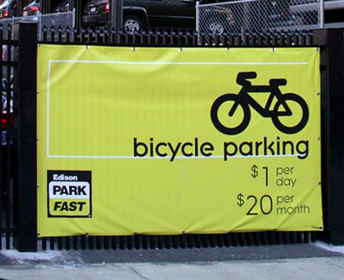 ついに有料駐輪場がニューヨークに登場(1日1ドル、1ヶ月20ドル)_b0007805_9282792.jpg