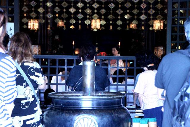 鞍馬寺 義経祭_e0048413_13554956.jpg