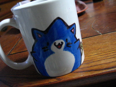 ふわえこ手書きマグカップ_f0182936_1541697.jpg