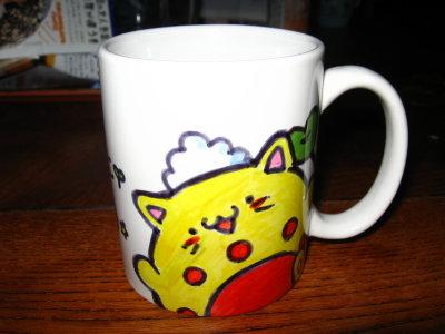 ふわえこ手書きマグカップ_f0182936_154650.jpg