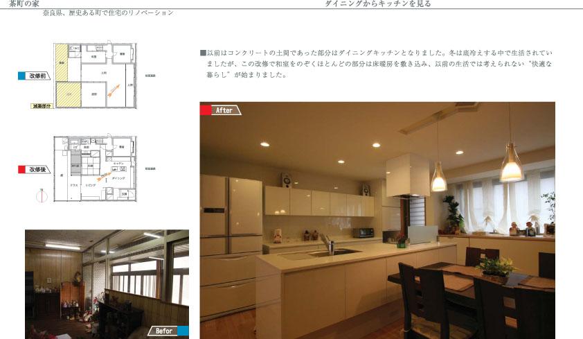 茶町の家 道家秀男建築設計事務所_e0118649_5354150.jpg