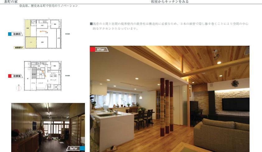 茶町の家 道家秀男建築設計事務所_e0118649_5355525.jpg