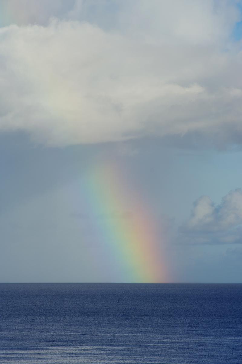 2010年夏のグアム旅行(最終回の前半)~ビーチに掛かる虹、Natur Trail~_c0223825_22243899.jpg