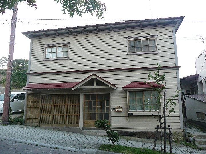 函館の島家住宅_c0112559_13313452.jpg