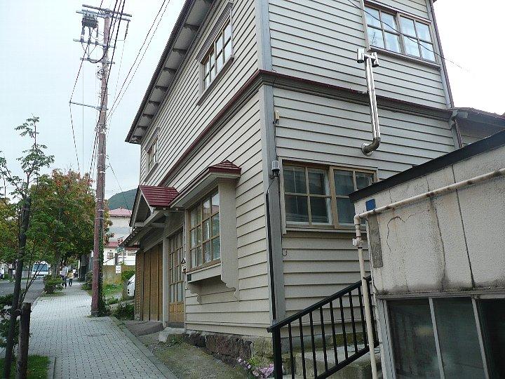 函館の島家住宅_c0112559_13322264.jpg