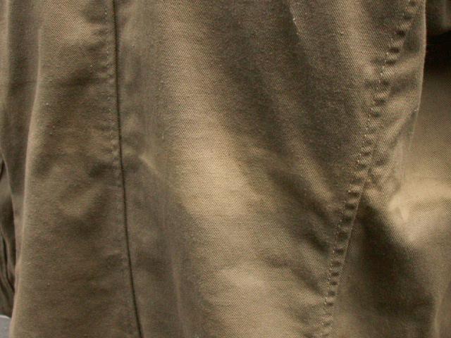陸軍上等兵九八式夏用上衣・襟章は当時縫付の完全品 (9/17 東京店・新着入荷分) _a0154482_1249556.jpg