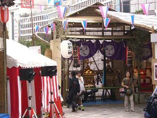 新宿十二社 熊野神社 例大祭_a0057402_21484789.jpg