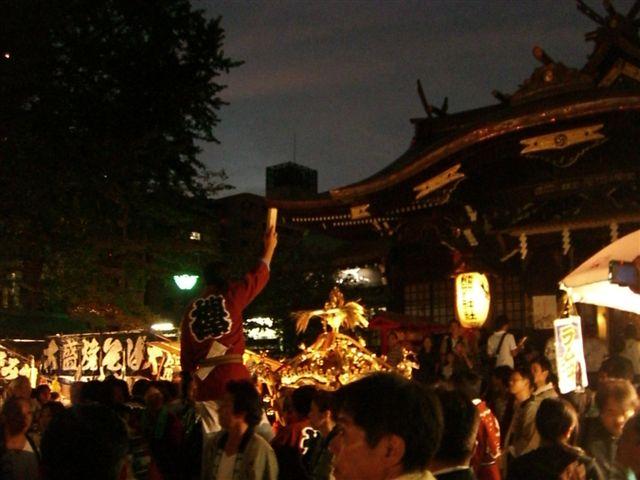新宿十二社 熊野神社 例大祭_a0057402_22364843.jpg