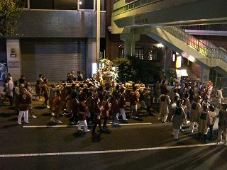 新宿十二社 熊野神社 例大祭_a0057402_22555455.jpg