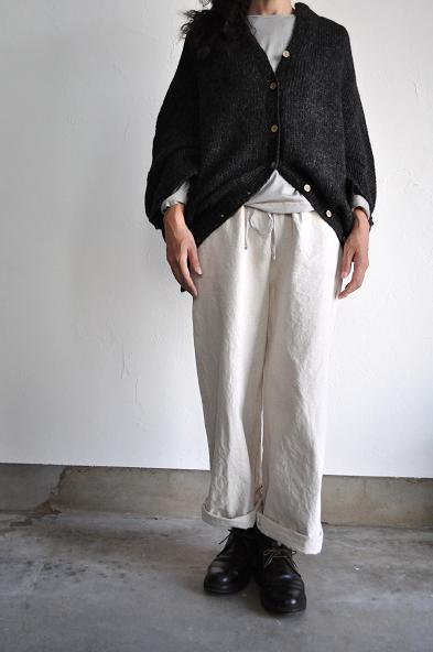 TANG/タング Icelandic Wool Long Cardigan