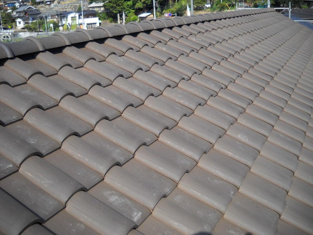 尾道市 K様邸 屋根工事完了_c0206243_129167.jpg