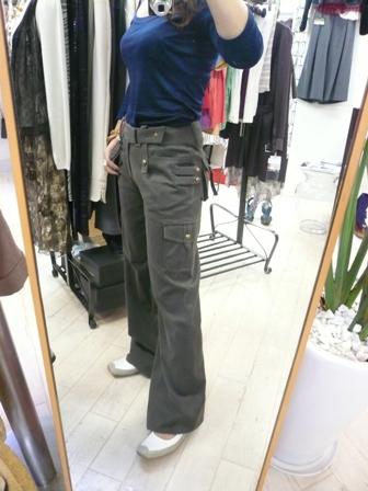 cargo pants♪_a0159045_18332481.jpg