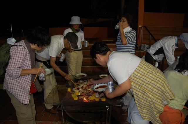 2010年9月度「大人の林間・臨海学校」第1日_c0108460_3121097.jpg
