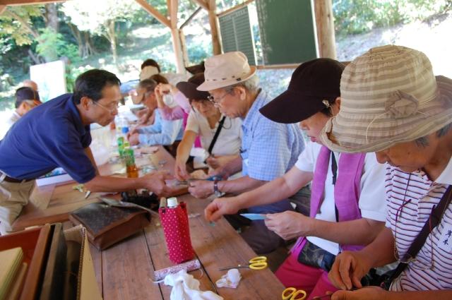 2010年9月度「大人の林間・臨海学校」第1日_c0108460_321522.jpg
