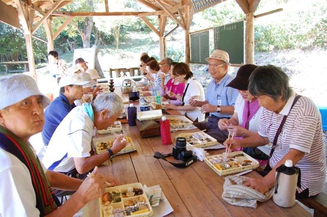 2010年9月度「大人の林間・臨海学校」第1日_c0108460_325214.jpg