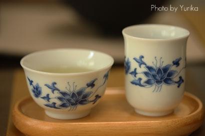 * 至福のひととき ~Chinese Tea Party ~ 9月 * _c0083904_12475955.jpg