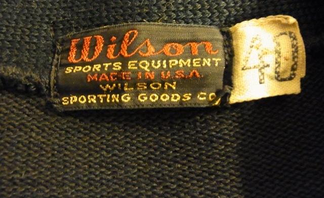 アメリカ仕入れ情報#27 40年代レタードカーディガン&セーター!_c0144020_1250355.jpg