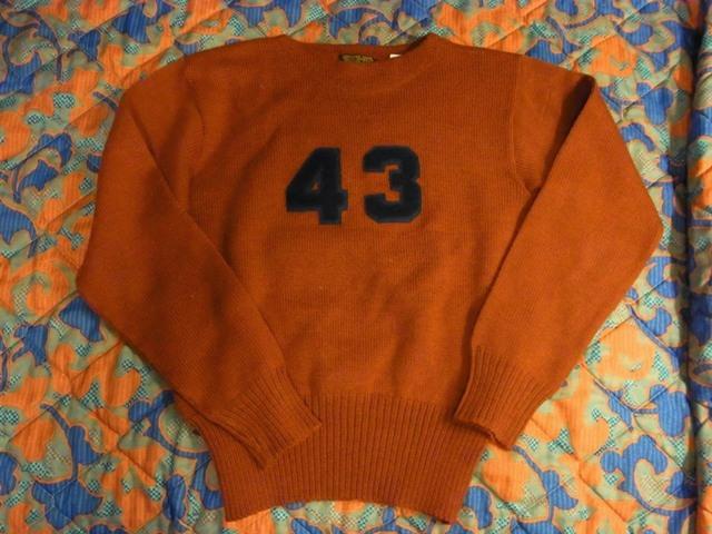 アメリカ仕入れ情報#27 40年代レタードカーディガン&セーター!_c0144020_1333730.jpg