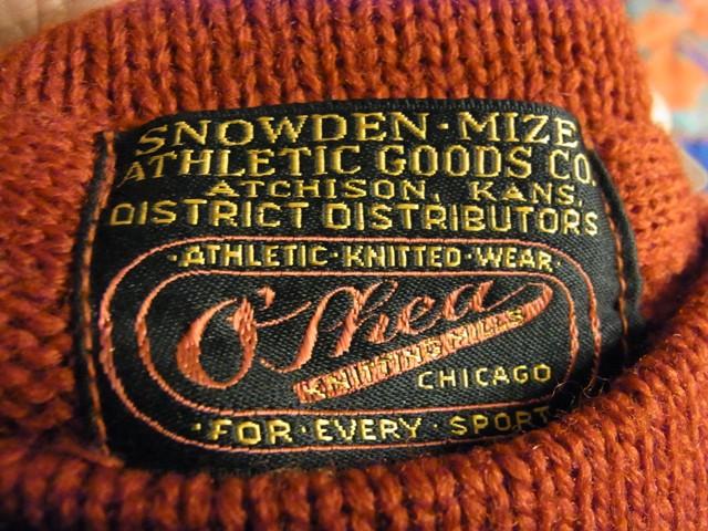 アメリカ仕入れ情報#27 40年代レタードカーディガン&セーター!_c0144020_1342353.jpg