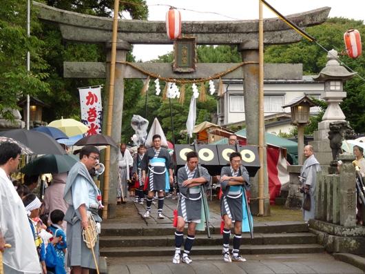 本荘八幡神社祭典_e0188574_1236887.jpg