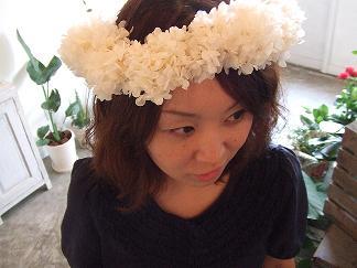 ・mocomoco wreath_b0209477_2293680.jpg
