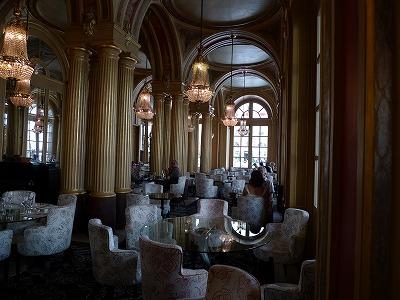 メドックマラソンツアーDay1 ランチ@Café Opéra カフェ・オペラ_d0113725_0324019.jpg