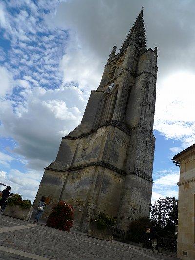 メドックマラソンツアーDay1 Saint-Émilion サンテミリオン_d0113725_1572546.jpg