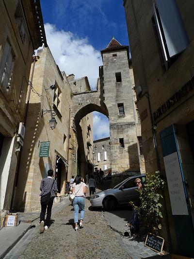 メドックマラソンツアーDay1 Saint-Émilion サンテミリオン_d0113725_2123817.jpg