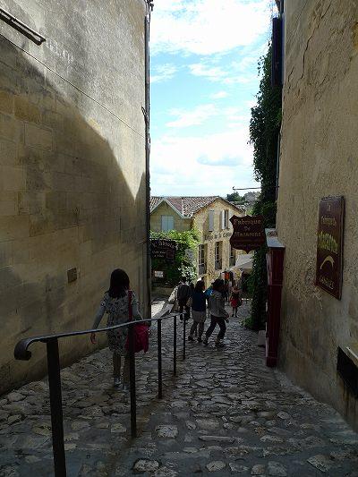 メドックマラソンツアーDay1 Saint-Émilion サンテミリオン_d0113725_275127.jpg