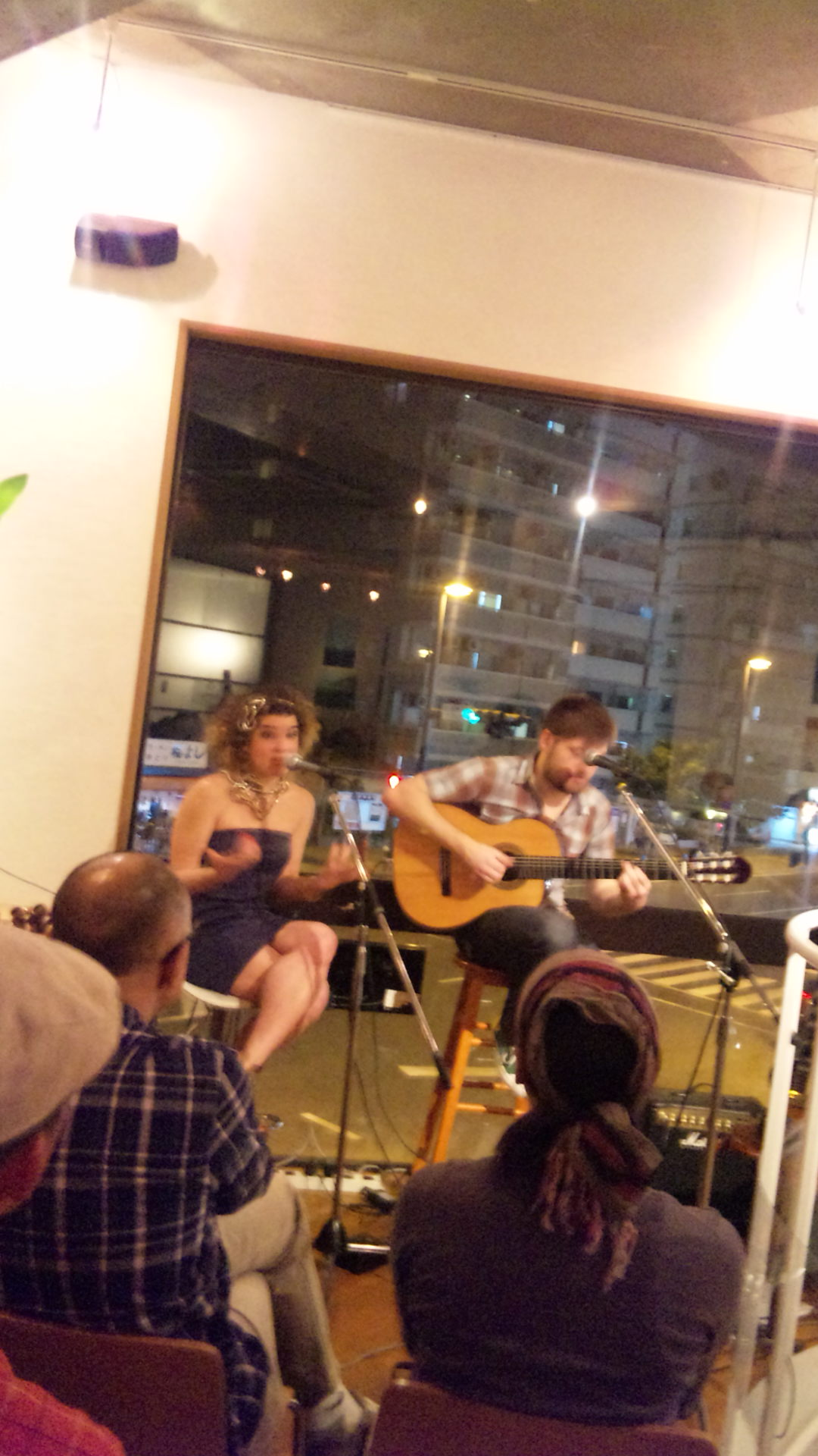 Giana Viscardi & Michael Ruzitschka ライブ♪_d0168331_2348025.jpg
